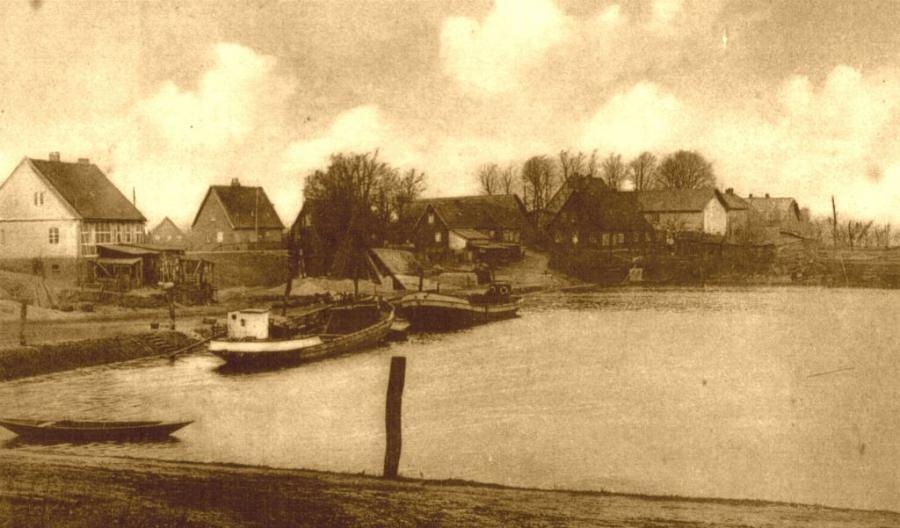 Stöckter Hafen 1930