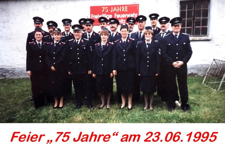 75 Jahrfeier 1995