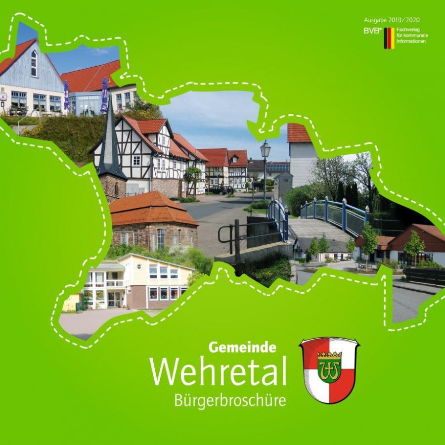 Bürgerbroschüre - Titelbild