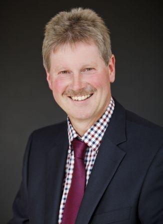 Klemens Olbrich, Bürgermeister der Stadt Neukirchen