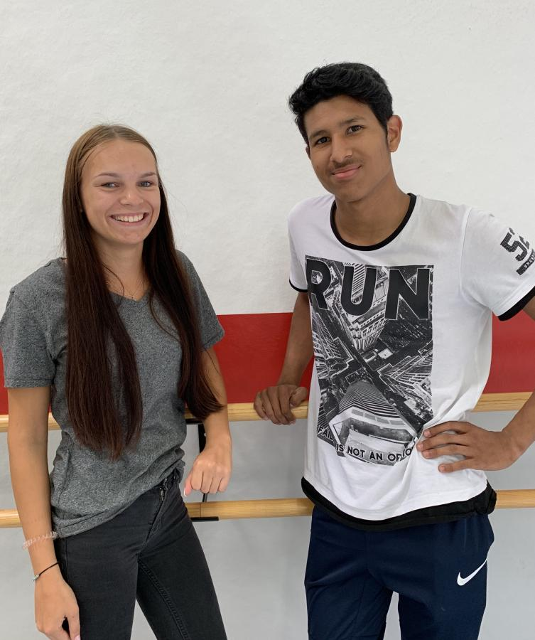 Carlos und Charline