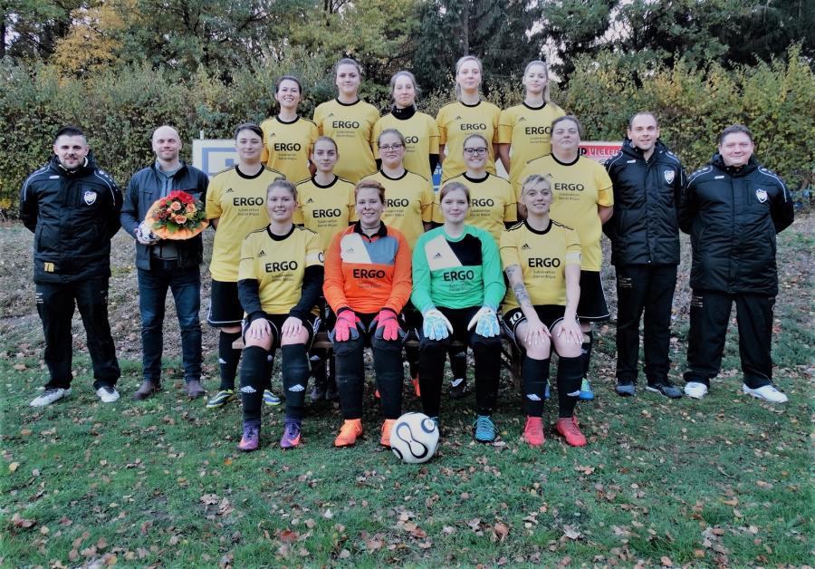 Frauenmannschaft Hinserie 2018/2019