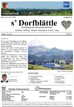 Bild Dorfblättle 44