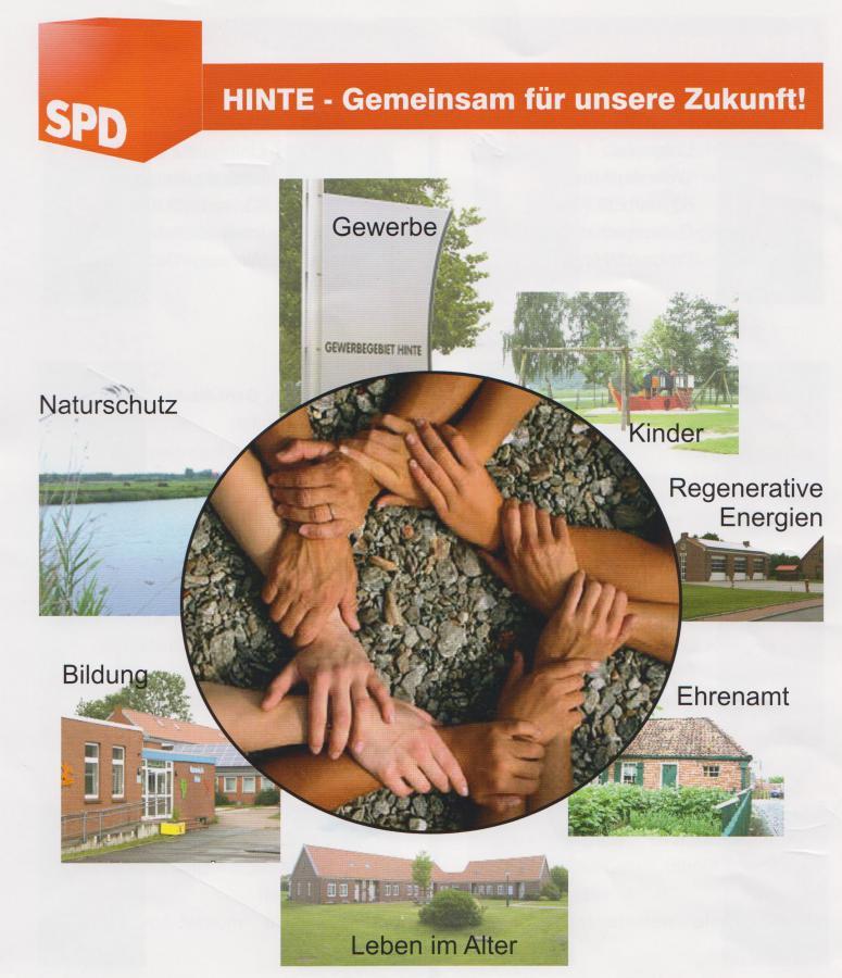 SPD Fraktion im Gemeinderat Hinte