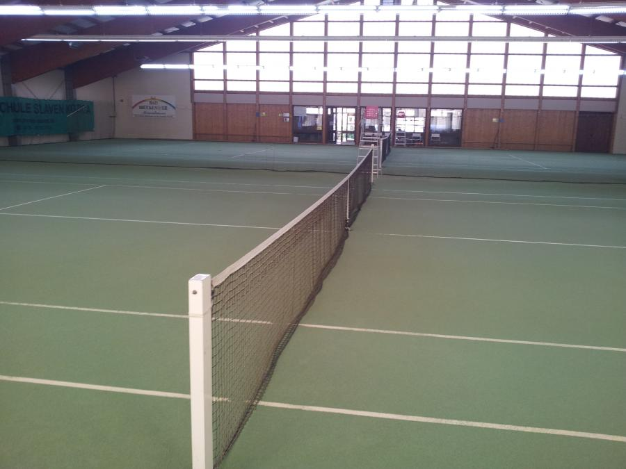 Tennishalle Brückenau