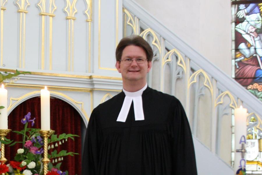 Pfarrer Matthias Cyrus