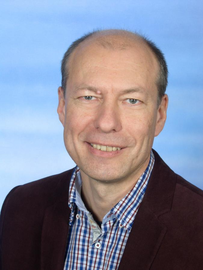 Bürgermeister Michael Karmann