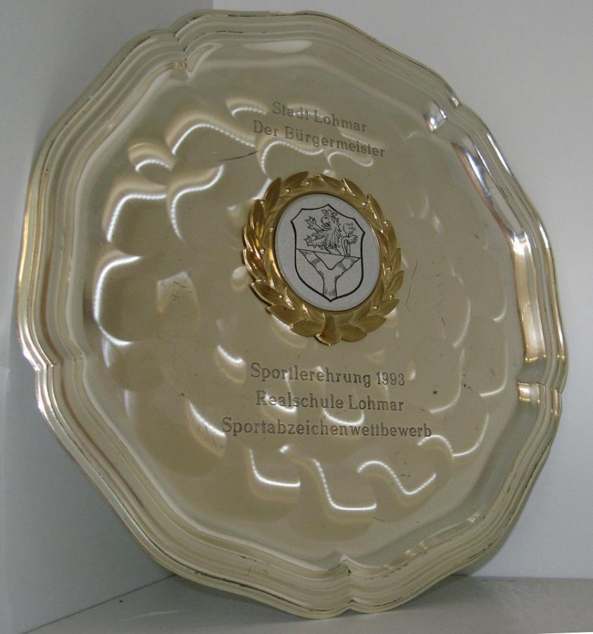 Sportabzeichenwettbewerb 1993