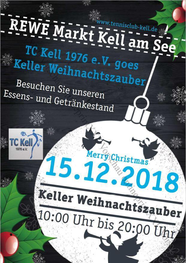 Keller Weihnachtszauber 2018
