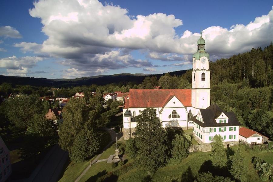 Pfarrkirche St. Johannes Nepomuk in Bayerisch Eisenstein