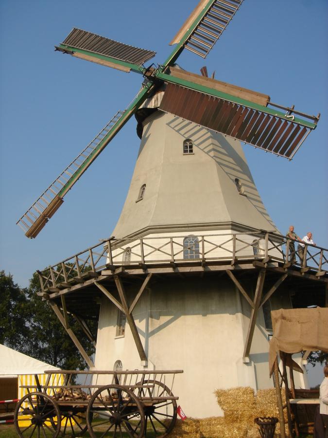 Mühle Sprengel