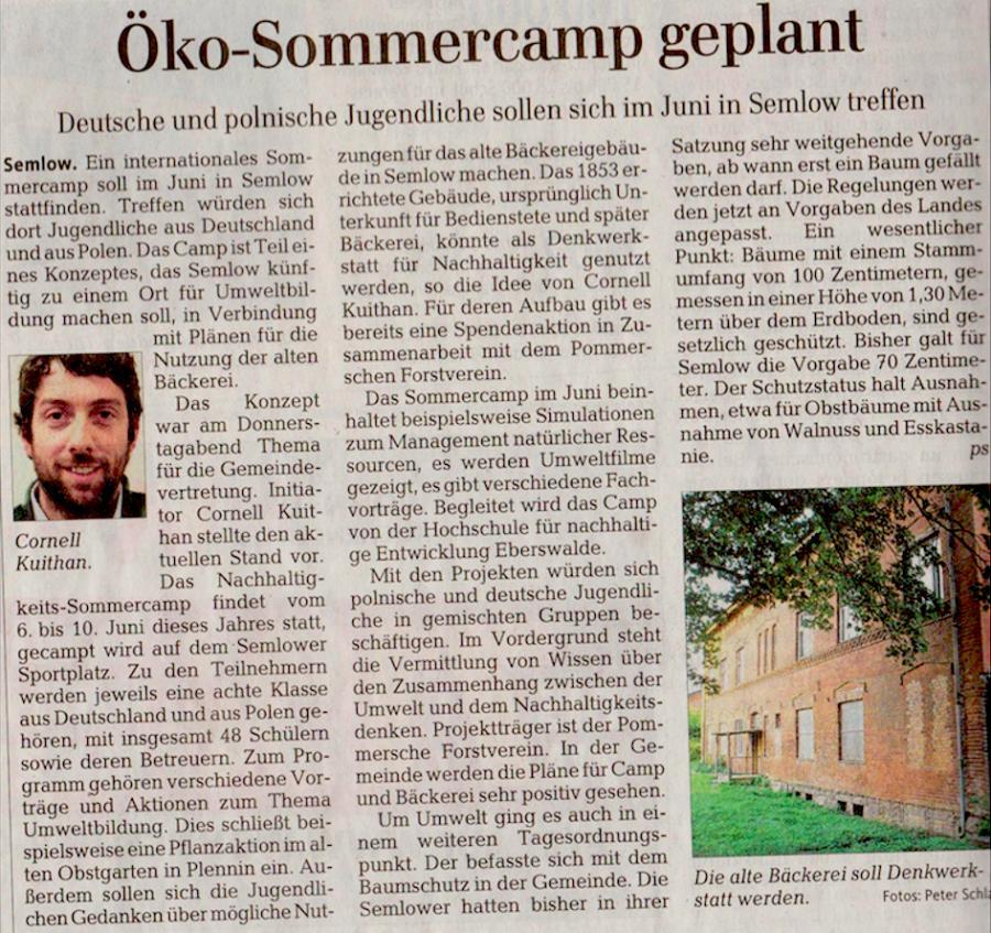 Sommercamp