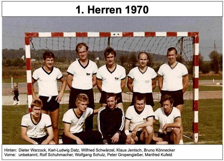 1. Herren 1970
