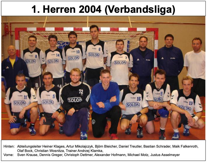 1. Herren 2004
