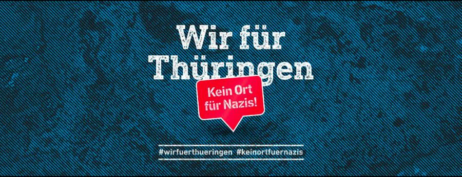 Wir für Thüringen