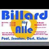 Billard für alle