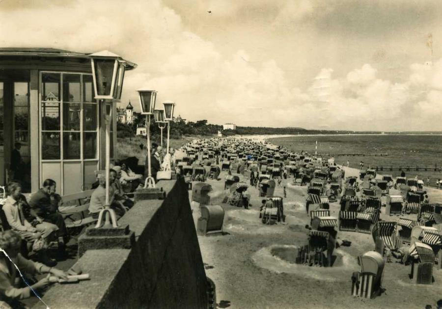 Ostseebad Binz Strand