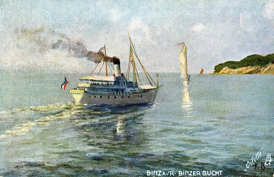 Binz a. R. Binzer Bucht