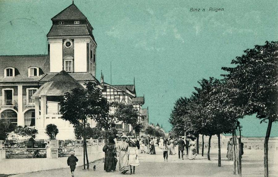 Binz a. Rügen 1910