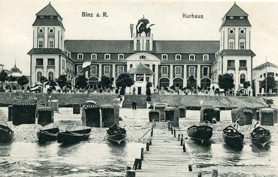 Binz a. R. Kurhaus