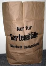 Bio-Müllsack