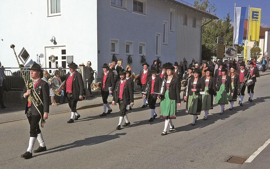 Blaskapelle Kirchberg vorm Wald