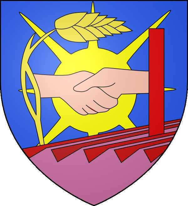 Das Wappen von Charvieu-Chavagneux