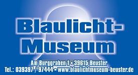 Blaulichmuseum