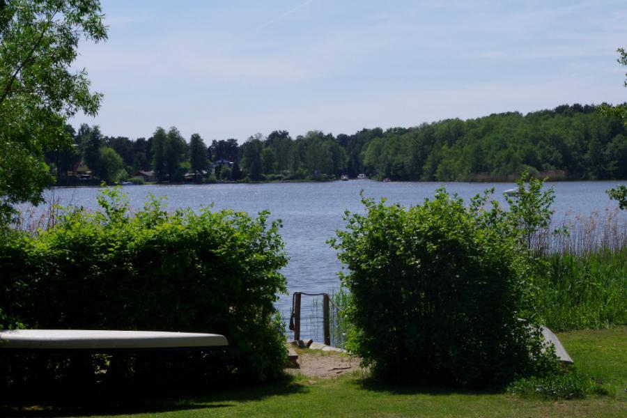 Blick auf dem See