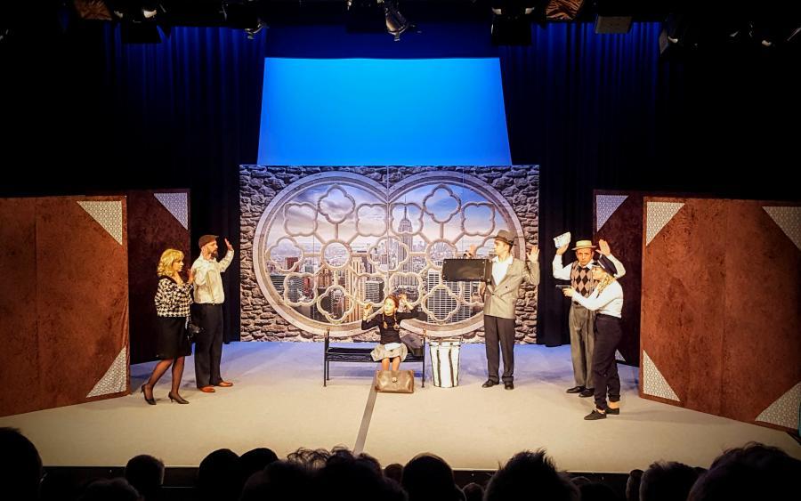 Bühne Theater Zielitz