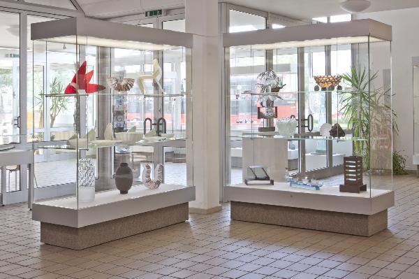 Foto: Ausstellung 5. Immenhäuser Glaspreis