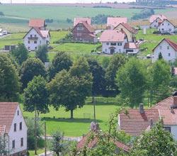 Wohngebiet Harsberg