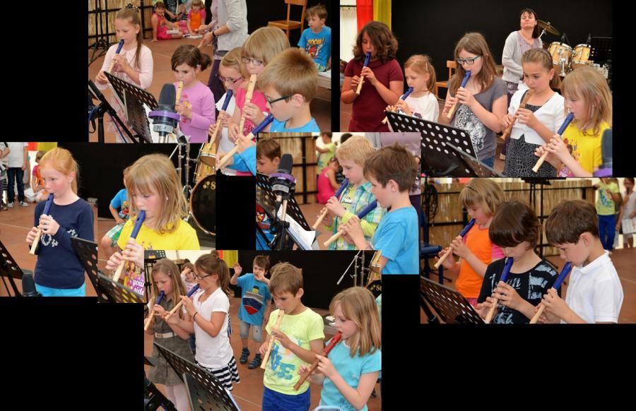 Blockflöten Schule BMF