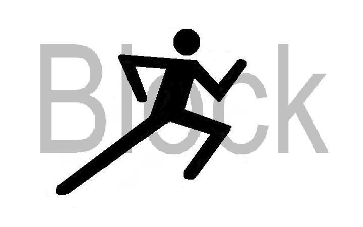 Block Lauf