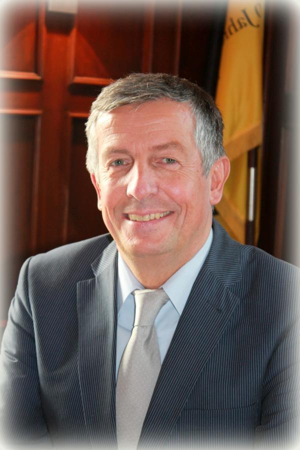 Bürgermeister Klaus-Michael Tatsch