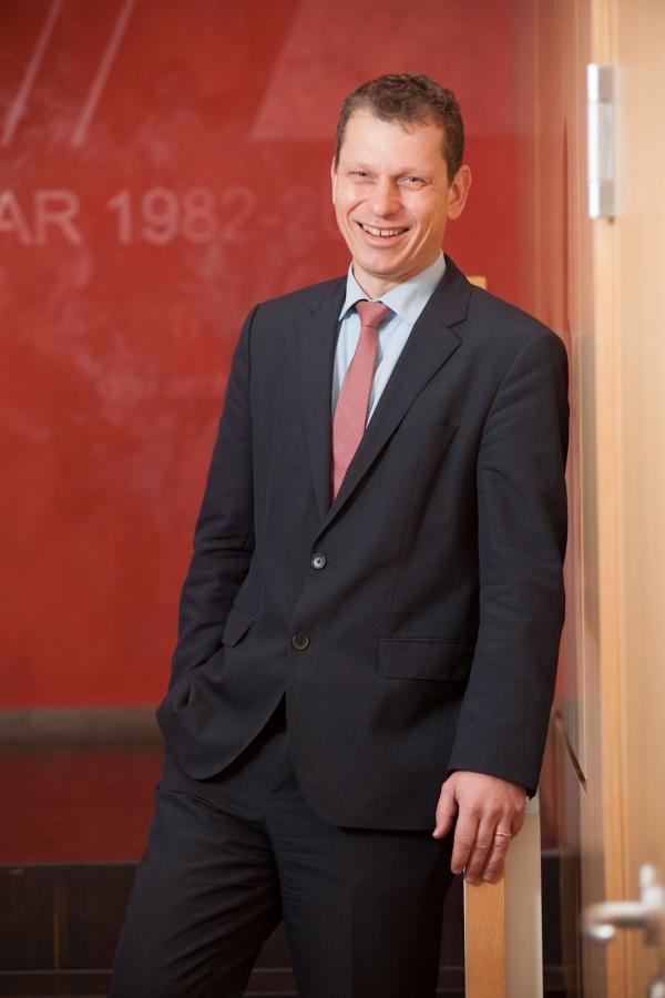 Bürgermeister Steffen Weigel