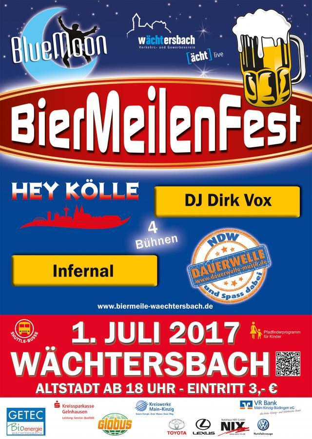 BierMeilenFest