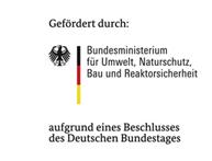 Logo Förderung BMUB