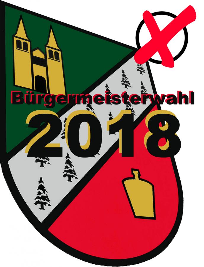 Bürgermeisterwahl 2018
