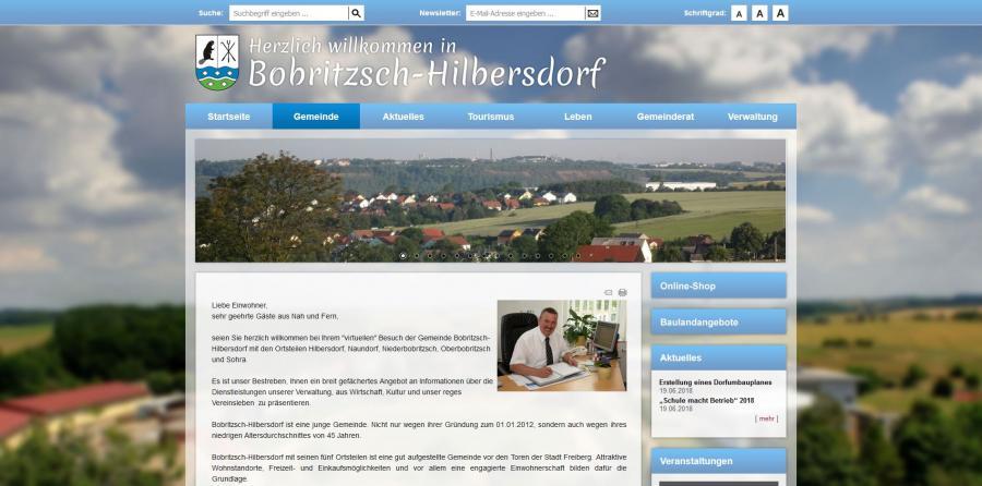 Bobritzsch-Hilbersdorf