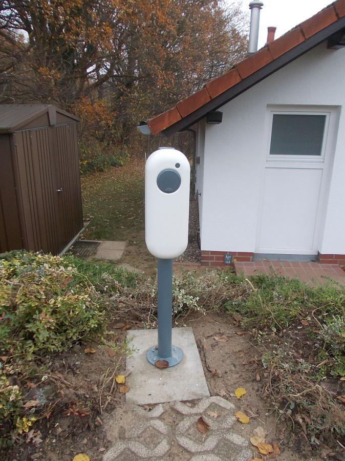 Boddenhus 60 - Ladestation für Elektro Autos