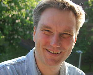 Gemeindepädagoge Andreas Bohrmann