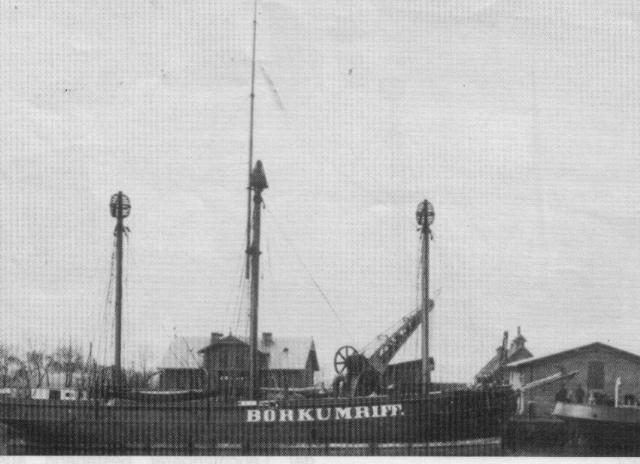 Borkumriff 1901