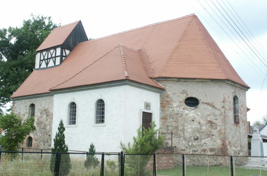 Kirche in Bornsdorf