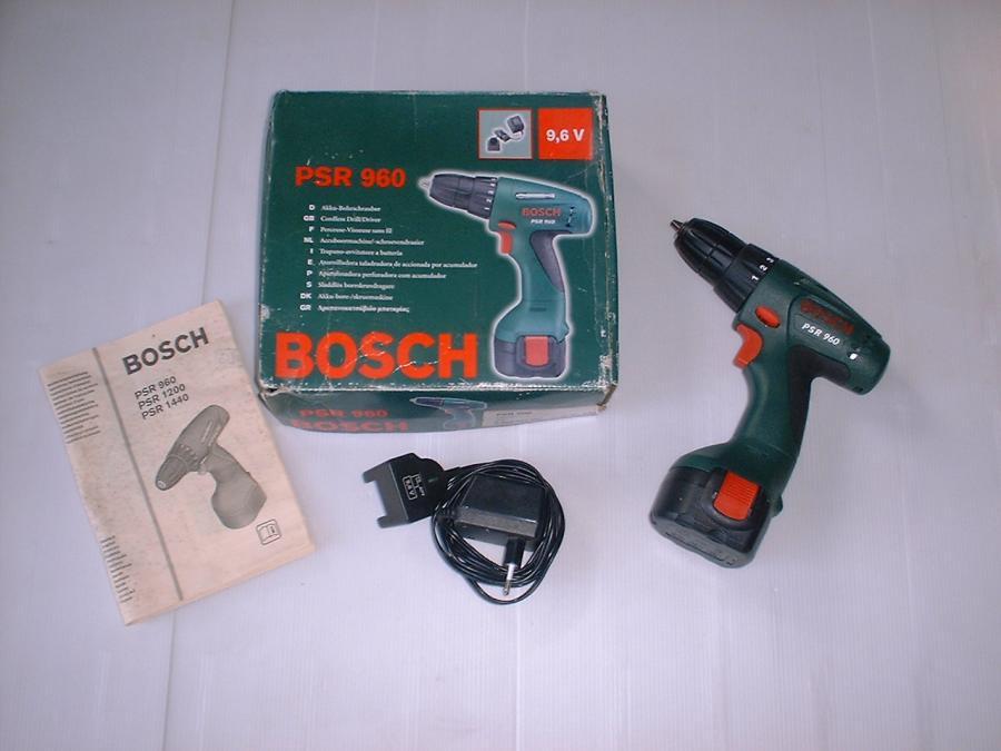 Bosch Akku