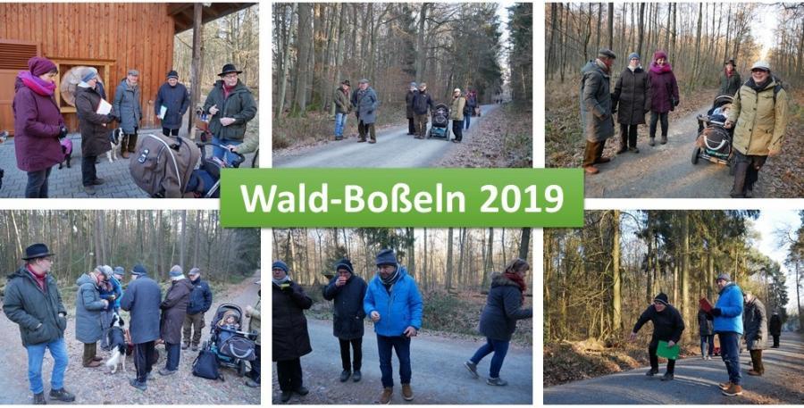 Bosseln 2019