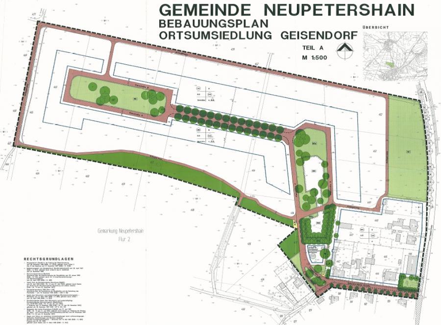 BP Ortsumsiedlung Geisendorf
