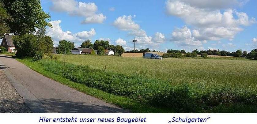 Titelbild B-Plan Nr.7 Schulgarten