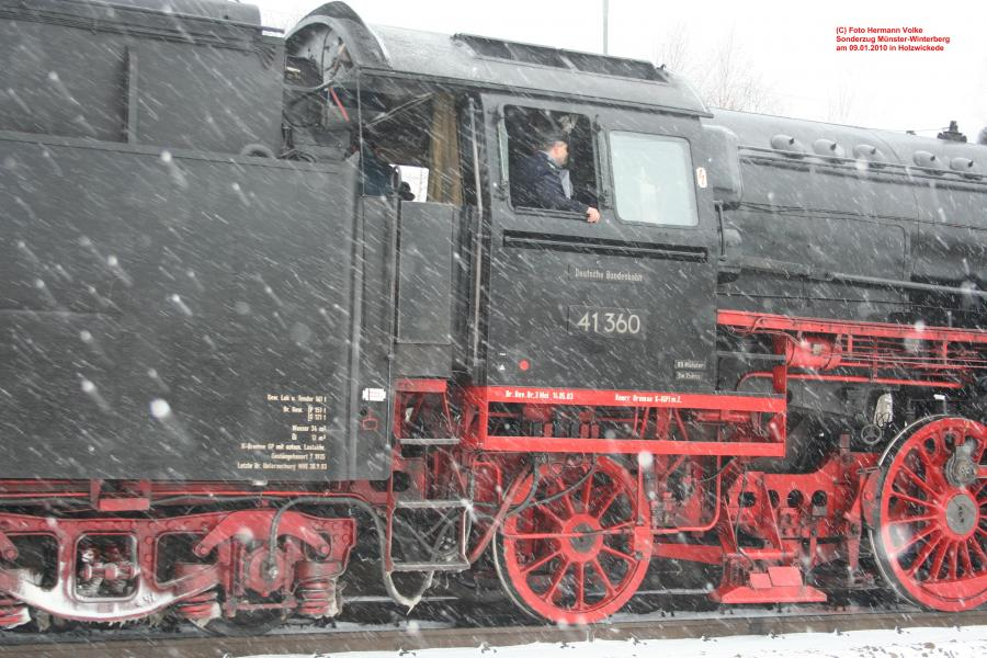 Lok BR 41 360