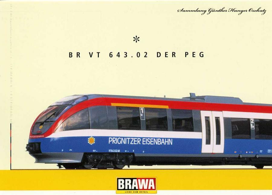 BR VT 643 .02 der PEG